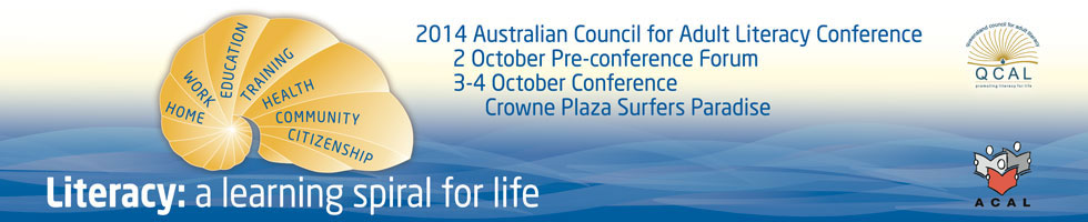 ACAL 2014 Conference banner