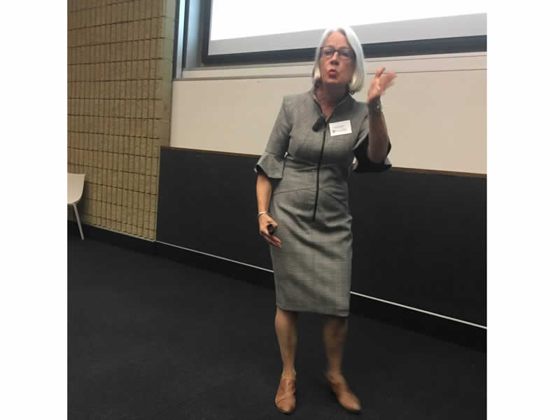 Karen Dymke keynote